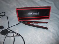 Corioliss c1 red leopard straighteners