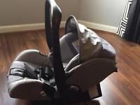Recaro Infant Car Seat inc Isofix