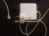 Macbook Pro Charger, Replacement 60W Magsafe 2 T-Tip Connector Power Adapter for Apple Macbook Pro