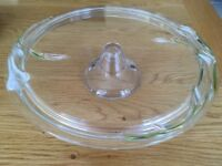 Walther Glas cake stand (26cm)