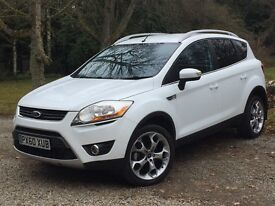 FORD KUGA 2.0 TDI TITANIUM HIGHEST SPEC 163 BHP, 2010, EXCELLENT CONDITION, HIGH SPEC
