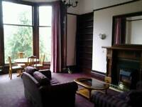 1. Bedroom flat, in the heart of the West End ,Dowanhill ,Glasgow ,G12 9AX