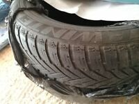 Dunlop 4off Winter tyres, 185-65R15 88T