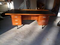 Large desk for home or office