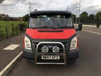 2008 ford transit recovery truck