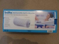 Baliba Massaging Bath Pillow