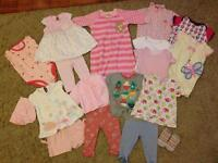 Girls 3 to 6 Month