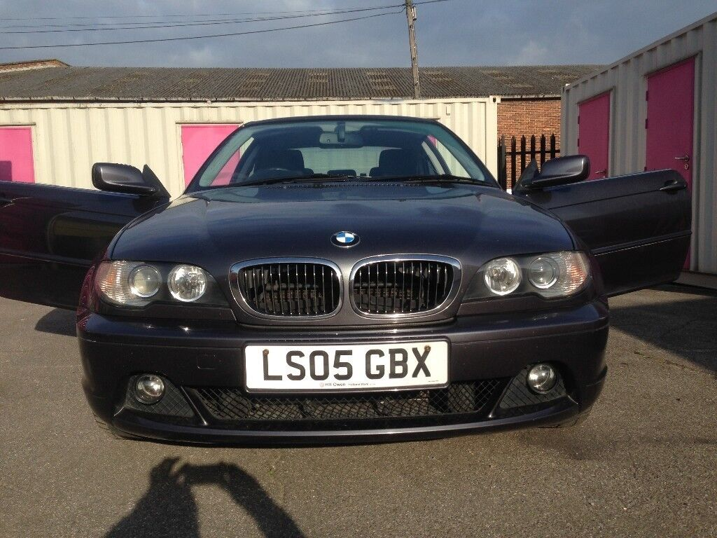 2005 bmw 3 series coupe full service history by bmw £1799