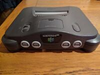 Faulty Nintendo 64 (console only)
