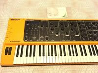 Studiologic Sledge v2 Synthesizer in excellent condition