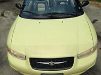 2000 Chrysler Sebring Convertible JXI