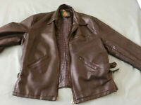 Leather Jacket great for winter