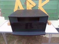 Black Tv Cabinet Stand Delivery Available