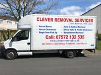 Man and Van, House moves, Single Item Pick ups, Rubbish Removal, Free Scrap Metal pick ups.