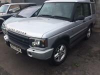 2003 Landrover Discovery TD5 Facelift