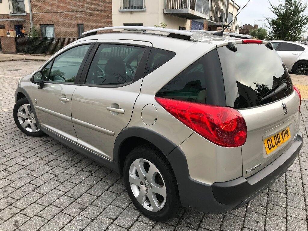 Peugeot 207 SW 1.6 HDi Outdoor Estate*1 owner*Diesel*Manual*New Mot*Just  serviced*Timing belt*