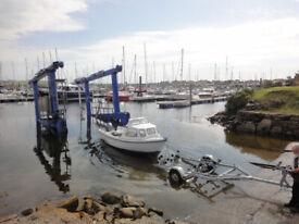 Boat - Orkney Fastliner 19 5.9m