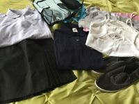 Sports bundle including Umbro joggers medium