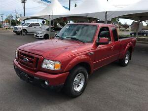 2011 Ford Ranger SUPER CAB SPORT & A/C