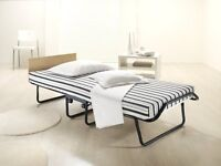 Single Folding Guest bed for sale ( second hand)