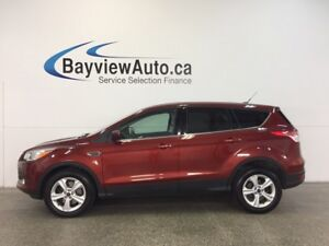 2016 Ford ESCAPE SE- ECOBOOST 4WD HTD STS REV CAM SYNC CRUISE!