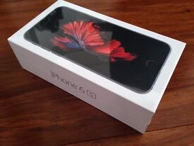 BNIB Apple iPhone 6s 128gb space grey offers welcome