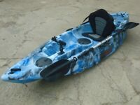 NEW GALAXY CRUZ SINGLE KAYAK NEW