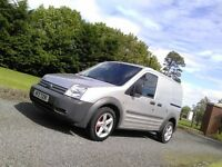 PRICE DROPPED ABSOLUTE MINT 2009 FORD TRANSIT CONNECT 1.8 DIESEL TESTED