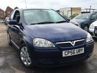 VAUXHALL CORSA 1.2 2007 + LOW MILES + FULL SERVICE HISTORY + SUPERB DRIVE