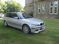 2003 BMW 330i Sport Touring Auto - 75,000 Miles, FSH, Long MOT (no advisories)