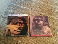 Two books on native Americans