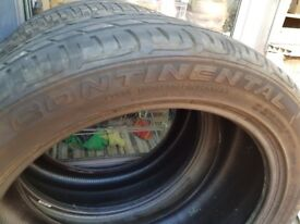X2 245 45 20 continental tyres
