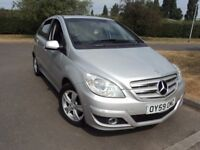 09'mercedes B180 1.7 semi auto drives superb top spec