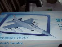 F16 RC aircraft new unused