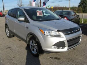 2013 Ford Escape SE awd 2.0 litres écoboost