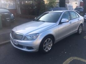 Mercedes-Benz C Class C180 1.8L 81772 mileage - Great condition and full service history available