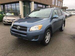 2012 Toyota RAV4 FWD WITH POWER MOONROOF