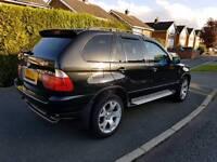 BMW X5 3.0L petrol sport