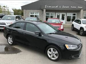 2011 Volkswagen Jetta 2.5L HIGHLINE CUIR TOIT OUVRANT