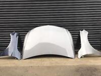 Mercedes A class W176 2013 2014 2015 2016 2017 Genuine Aluminium bonnet + wings for sale