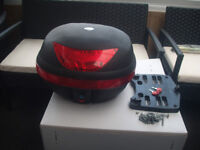 Motorcycle Top Box size 42 litres