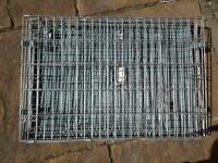 Medium Dog Cage approx 2 ft