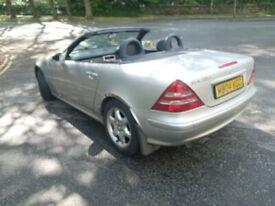 image for Mercedes-Benz, SLK, Convertible, 2004, Semi-Auto, 2295 (cc), 2 doors