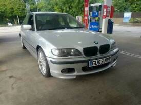Bmw 330d e46 msport breaking for parts!!
