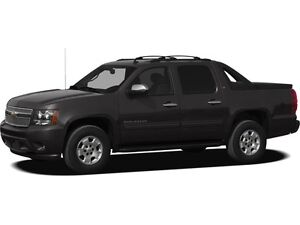 2012 Chevrolet Avalanche 1500 LT Leather, H/C. Seats, Remote...