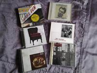 Collection of PAUL MCCARTNEY CD's.