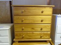4 Drawer Chests