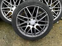 Alloys 5x112 Mercedes