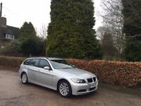2006 BMW 320D SE TOURING ESTATW SILVER NATIONWIDE DELIVERY WARRANTY CARD FACILITY AVAILABLE