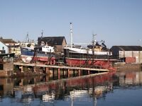Marine Engineer/Heavy Plant Fitter at busy rural Boatyard